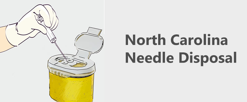 North Carolina Needle Disposal