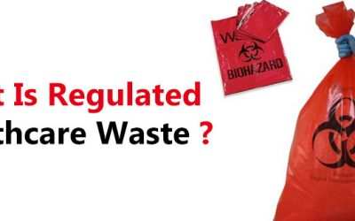 What Is Regulated Healthcare Waste?