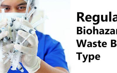 Regulated Biohazard Waste By Type