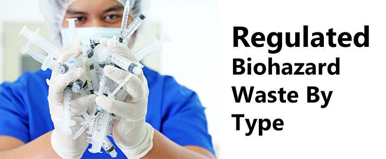 Regulated Biohazard Waste By Type