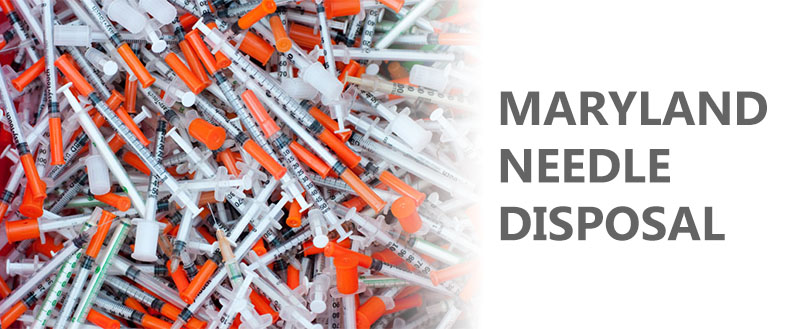 Maryland Needle Disposal
