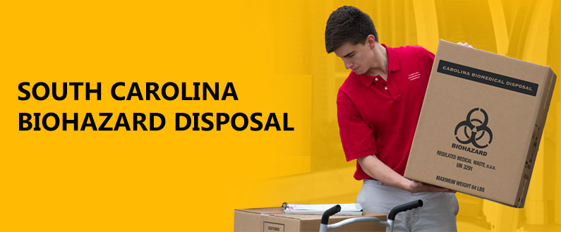 South Carolina Biohazard Disposal